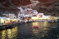 Oia Hafen