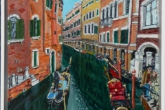 Venedig, wo sonst?